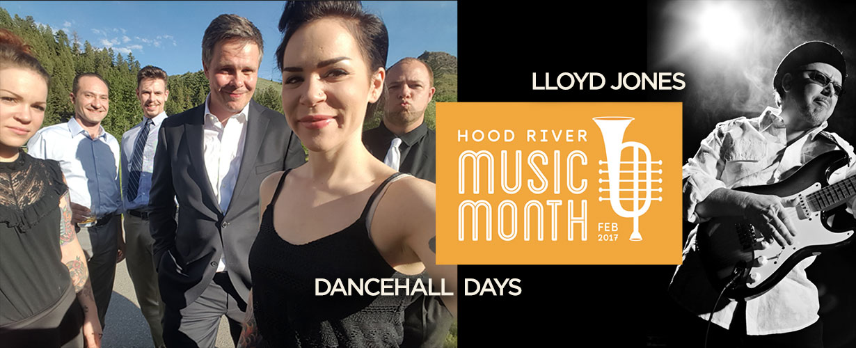 Music Month in Hood River