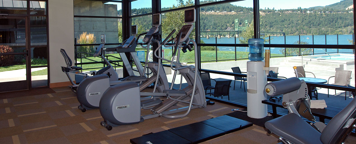 Hood River Inn Fitness Center