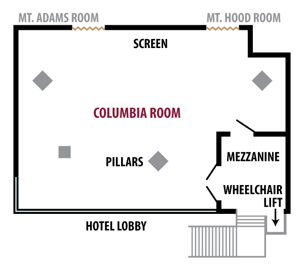 The Columbia Room
