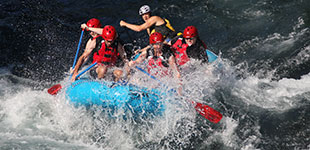 Columbia Gorge Rafting