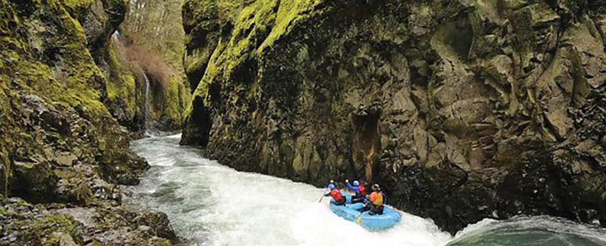 Hood River Inn Rafting Packages